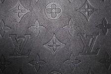 LOUIS VUITTON 2018 donc Noir Monogram Shadow Pochette Apollo GM Portefeuille rare piece