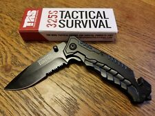 TRS 325S Tactical Survival Knife ~ FREE SHIPPING ~