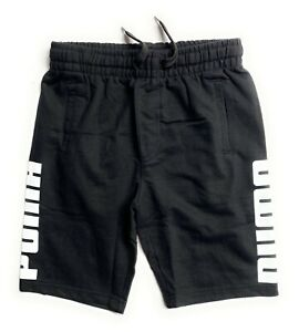 PUMA Boys' Rebel Shorts (Youth Ages 7-17 years)