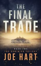 THE FINAL TRADE unabridged audio book on CD by JOE HART - Brand New! 11 Hours!