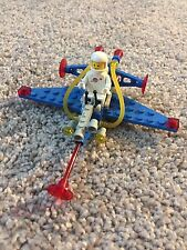 Vintage 1985 LEGO Space Classic Cosmic Comet 6825 100% Complete