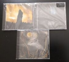 WOODS OF DESOLATION 3 CD LOT! Drudkh Alcest Agalloch As The Stars Black Metal