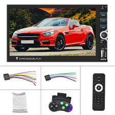 """7"""" HD Car Touch Screen MP5 Player Bluetooth 4.2 U Disk with Smart Voice FM Radio"""