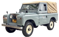 "LAND ROVER SERIES 88"" CANVAS TOPS (HOOD) WITH REAR WINDOW"