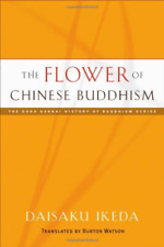 Daisaku Ikeda-The Flower Of Chinese Buddhism (Importación USA) BOOK NUEVO