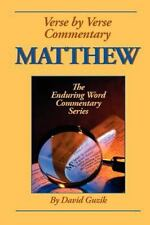 Matthew: By David Guzik
