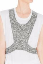 "NWT SASS & BIDE ""The Go"" Hand Embellished Crochet & Crystal Harness - $990 - S/M"