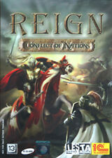 ** Reign : Conflict of Nations ** PC DVD GAME ** Brand new Sealed **