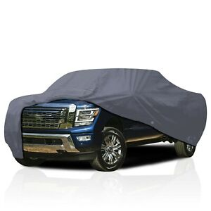 [CSC] Waterproof All Weather Truck Car Cover for Nissan Titan 2003-2021 Durable