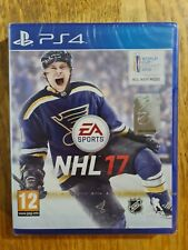 NHL  17  PLAYSTATION  4  BRAND  NEW  FACTORY  SEALED  INCELLOPHANE.