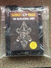 Closeup Magic Trick The Revelation Shirt By Jay Sankey Black Medium Size