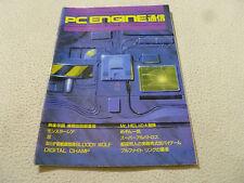 VINTAGE PC ENGINE MR HELI BLOODY WOLF MAGAZINE DIGITAL CHAMP JAPAN IMPORT GUIDE