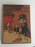 Alice's Adventures In Wonderland Cassell 1910 Charles Robinson Illustrations