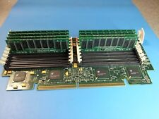 COMPAQ 168054-001 010421 MEMORY BOARD WITH 8 MT18LSDT1672G-10EC2SG 128MB RAM