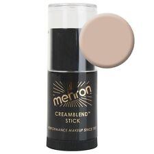 Mehron CreamBlend Stick - MID-LIGHT OLIVE - Cream Foundation, Stage Makeup,VEGAN