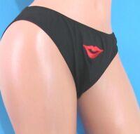 B21 Green Blue Navy Men/'s Sissy Pouch humiliation Bikini Panties Sz M XL