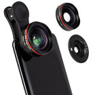 2 in 1 Professional Phone Camera Lens Kit Clip On for iPhone SAMSUNG Smartphone