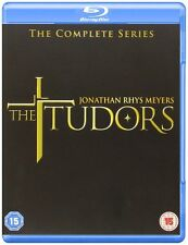 The Tudors - The Complete Series (Blu-ray)   Season 1 2 3 4  BRAND NEW!!