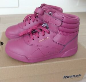 Reebok high top sneakers Toddler 9