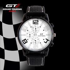 Montre homme ou ados neuve Grand Touring GT  noir et Blanche