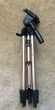 Digipod SL1600 Tripod Gold Color Aluminum Lightweight Portable