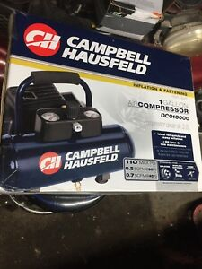 BRAND NEW Campbell Hausfeld 1 Gallon 110 PSI Air Compressor