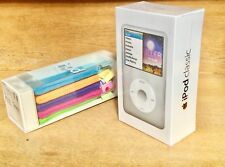  iPod classic 7. Generation 7G 160GB Silver | NEW & Factory Sealedu