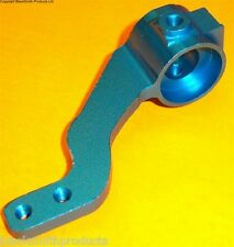 L200 FG 1/5 Scale Aluminium Alloy RC Front Steering Arms Hub Axle Holders Blue 1