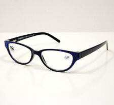 TWINS O. OCCHIALI GRADUATI DA LETTURA PRESBIOPIA CAT BLU +2,00 READING GLASSES