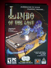 NEW Limbo of the Lost PC RECALLED US Version Tri Synergy Big BOX SEALED vintage