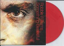 ROBBIE WILLIAMS - Something beautiful CD SINGLE 2TR EU CARDSLEEVE 2003
