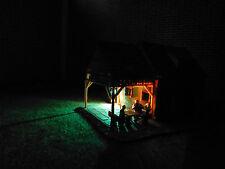 Flackerlicht Disco Kirmes Bierzelt zu H0 N TT Z  funktionsfertiges LED-Modul