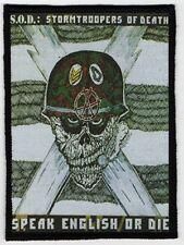 SODPATCH / SPEED-THRASH-BLACK-DEATH METAL