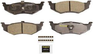 Disc Brake Pad Set-Disc Rear Monroe CX658