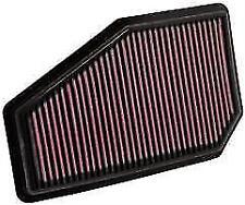 K&N 33-2948 Air Filter Honda Civic Type R FN2 re-usable