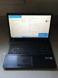 "Samsung NP470R5E 15.6"" Laptop, i5-3230M, 6GB, 500GB HDD, Win 10 Pro"