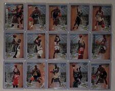 93-94 Fleer Ultra Famous Nicknames Full Set (Michael Jordan near MT)