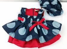 Vintage Couture Girls Dress Size: 12 M Months -NICE!!