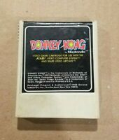 Donkey Kong Atari (Atari 2600, 1988)