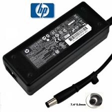 Genuine Original 90W HP Laptop Adapter Charger AC Power Supply Round Pin 5.0mm