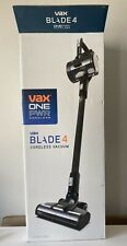 USED Vax Cordless ONEPWR Blade 4 Hoover (with box)