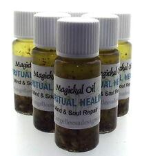 espiritual curativo Herbal Magia Unción 10ml Aceite mente y Soul Reparación