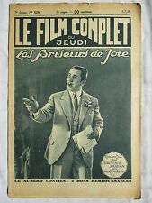 FILM COMPLET 529 LES BRISEURS DE JOIE (1928)