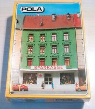 * POLA Scala N 331 Palazzo di città con Banca Nuovo OVP Rarità