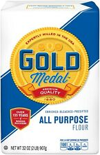 GOLD Medal All Purpose Flour Bleached 2 lb