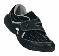 Zeko Lightweight Fishing, Boating, Outdoor and Athletic Drainable Black Shoe