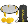 Spike Bouncing Trampoline Ball Game Kit Beach Volleyball Family Activity Sports