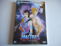 DVD - LES MAITRES DE L'UNIVERS  VOL 3 - ZONE 2