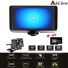 "4.5"" Car DVR Video 360° Panorama Dash Cam Security Camera Recorder+32GB"