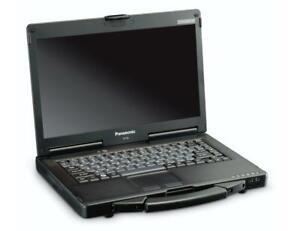 Panasonic Toughbook laptop CF-53 Core i5 2520M 6GB RAM 128GB SSD Win10 pro HDMI